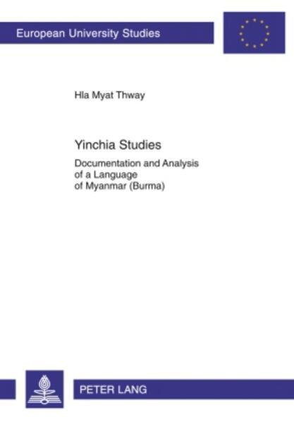 Yinchia Studies - Coverbild