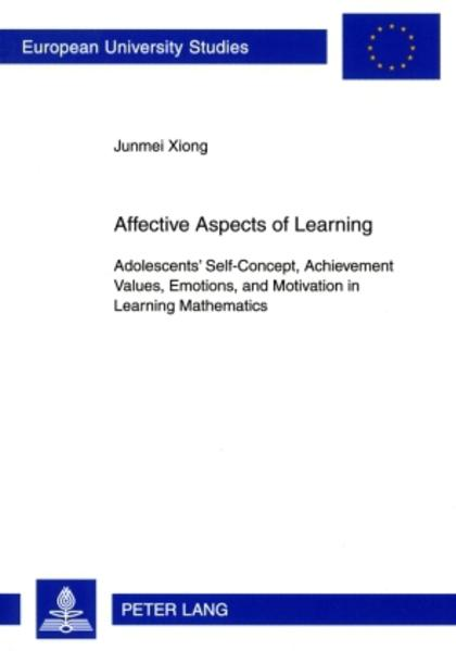 Affective Aspects of Learning - Coverbild