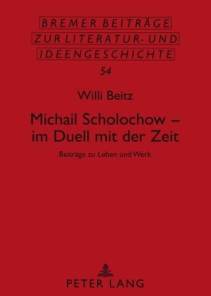 Michail Scholochow – im Duell mit der Zeit - Coverbild