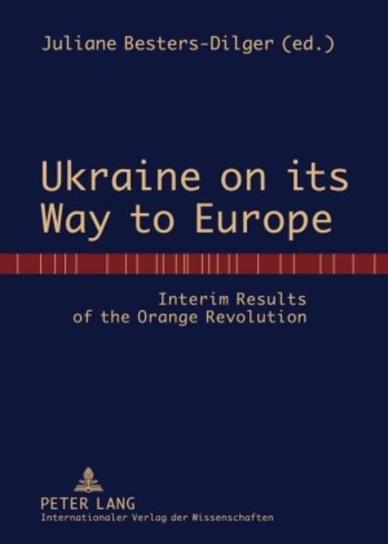Ukraine on its Way to Europe - Coverbild