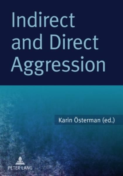 Indirect and Direct Aggression - Coverbild