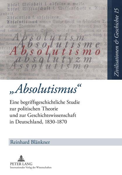 «Absolutismus» - Coverbild