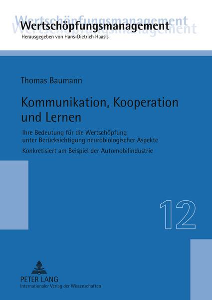 Kommunikation, Kooperation und Lernen - Coverbild