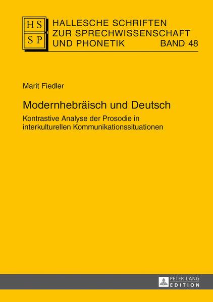 Modernhebräisch und Deutsch - Coverbild
