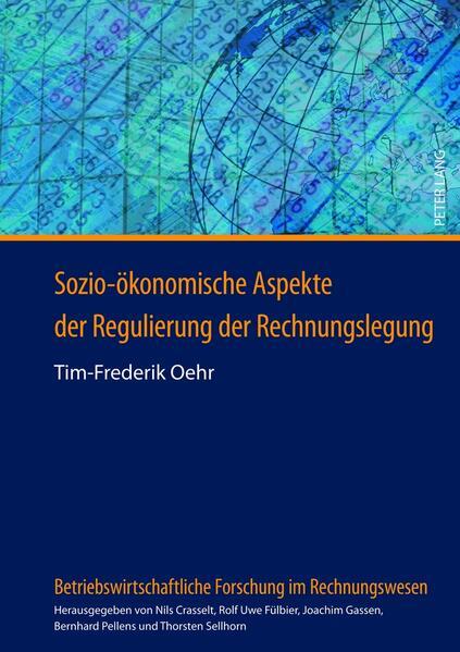 Sozio-ökonomische Aspekte der Regulierung der Rechnungslegung - Coverbild