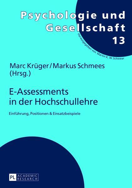 E-Assessments in der Hochschullehre - Coverbild