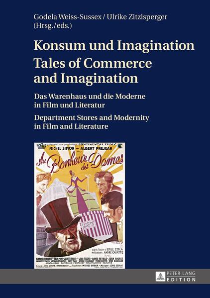 Konsum und Imagination- Tales of Commerce and Imagination - Coverbild