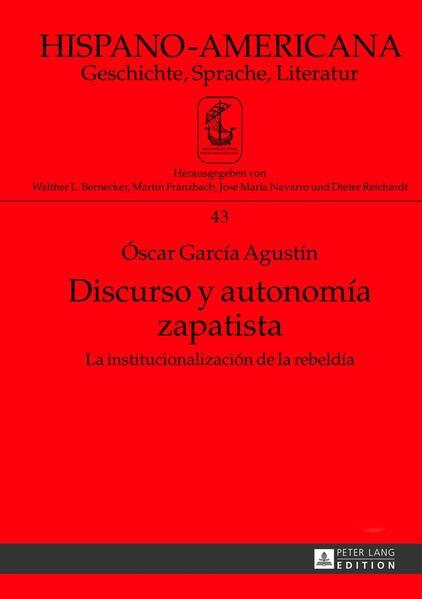 Discurso y autonomía zapatista - Coverbild