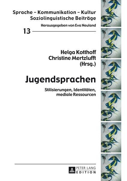 Jugendsprachen - Coverbild