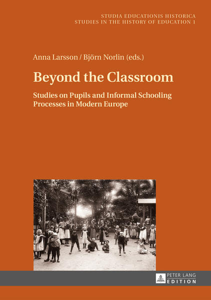 Beyond the Classroom - Coverbild