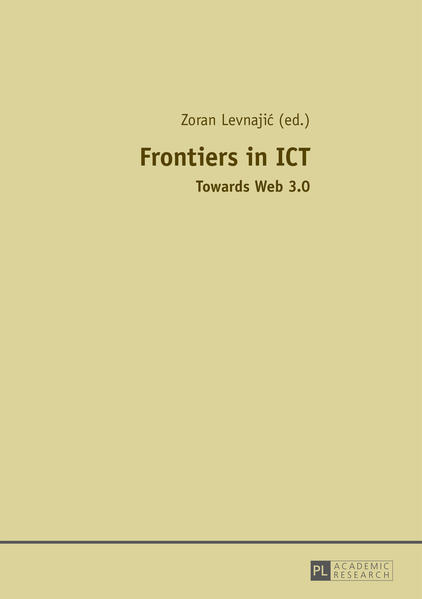 Frontiers in ICT - Coverbild