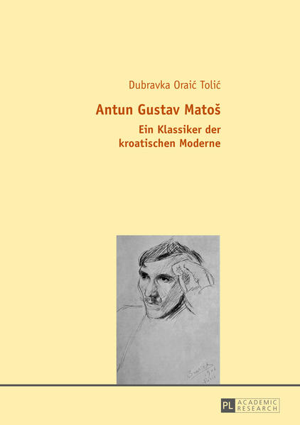 Antun Gustav Matoš - Coverbild