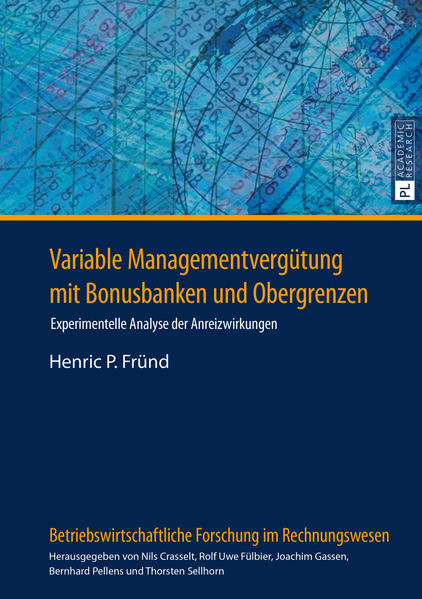 Variable ManagementvergVariable Managementvergütung mit Bonusbanken und Obergrenzen - Coverbild