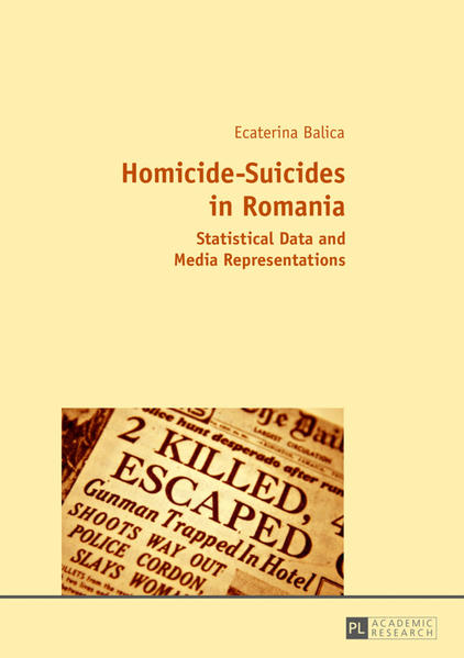 Homicide-Suicides in Romania - Coverbild
