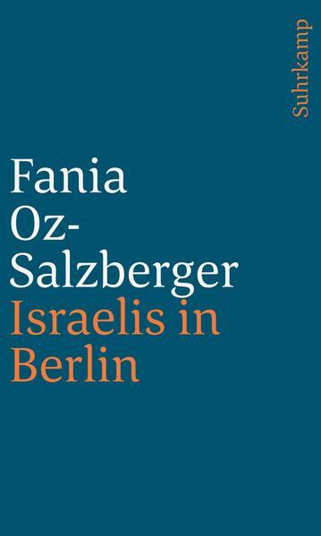 Israelis in Berlin - Coverbild