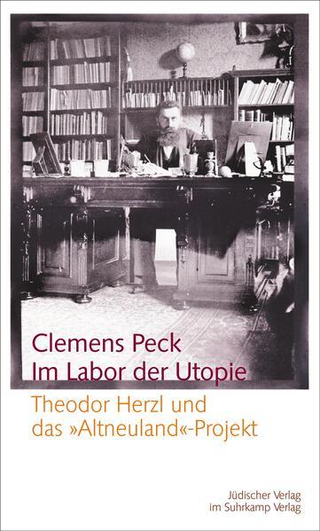 Im Labor der Utopie - Coverbild