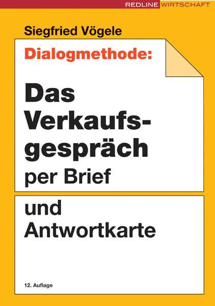 Dialogmethode - Coverbild
