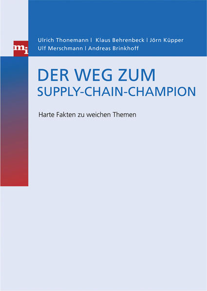 Der Weg zum Supply-Chain-Champion - Coverbild