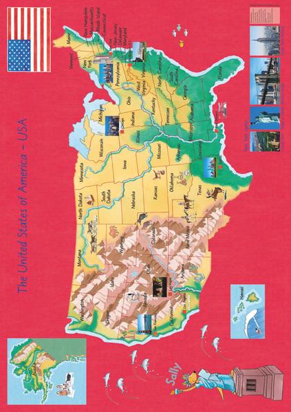 Sally Poster GB and Ireland/USA - Coverbild