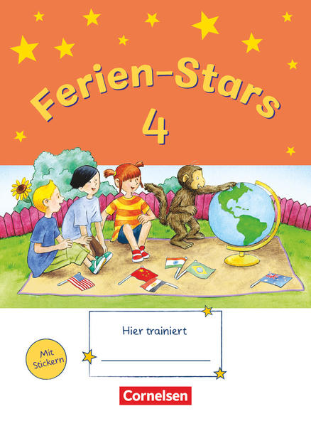 Ferien-Stars / 4. Schuljahr - Übungsheft PDF Herunterladen