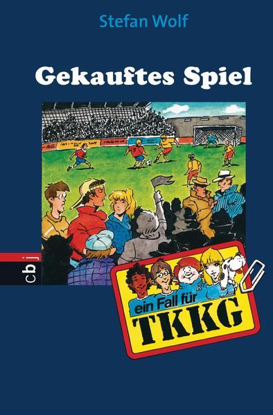 TKKG - Gekauftes Spiel - Coverbild