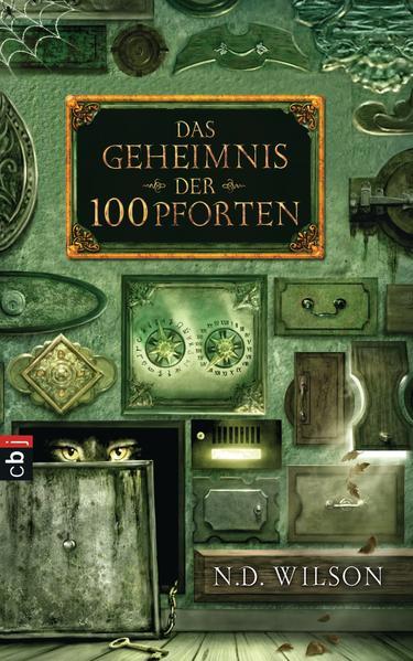 Das Geheimnis der 100 Pforten - Coverbild