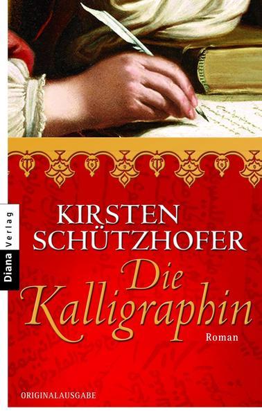 Die Kalligraphin - Coverbild