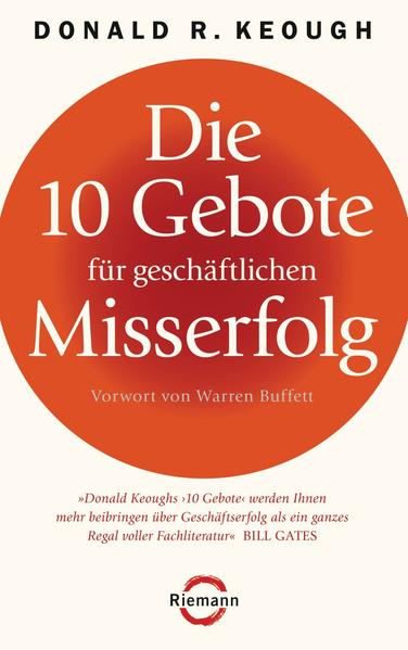 «Die 10 Gebote für geschäftlichen Misserfolg»: PDF iBook EPUB 978-3641033699