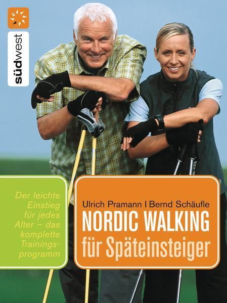 Nordic Walking für Späteinsteiger - Coverbild