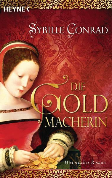 Die Goldmacherin - Coverbild