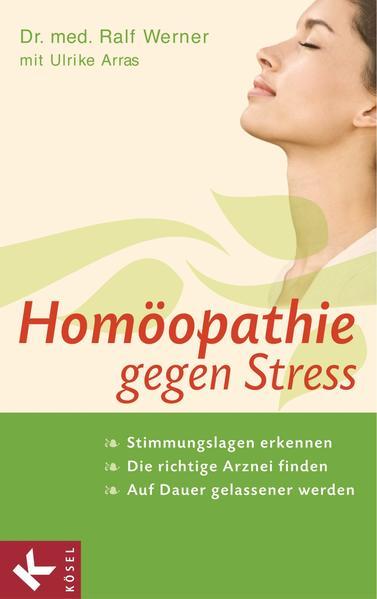 Homöopathie gegen Stress - Coverbild