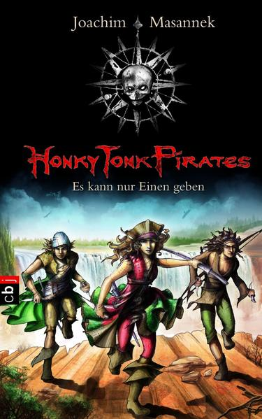 Honky Tonk Pirates - Es kann nur einen geben - Coverbild