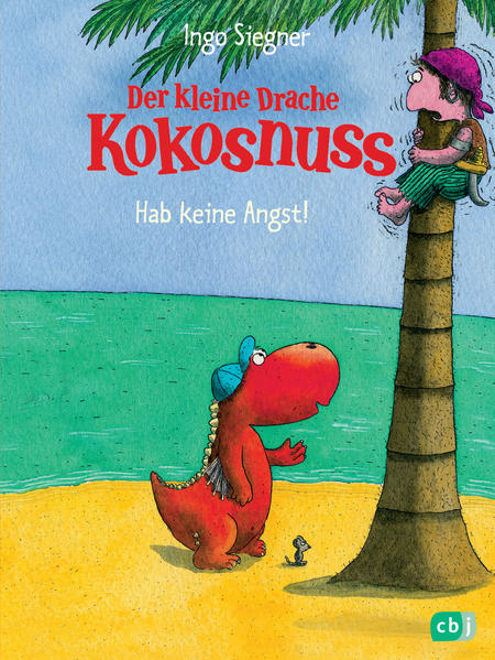 Der kleine Drache Kokosnuss - Hab keine Angst! - Coverbild