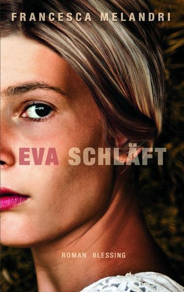 Eva schläft - Coverbild