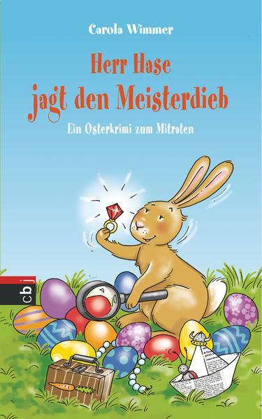 Herr Hase jagt den Meisterdieb - Coverbild