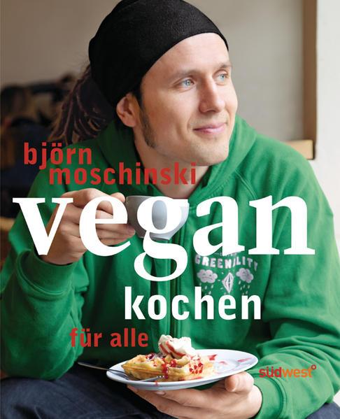 Vegan kochen für alle - Coverbild