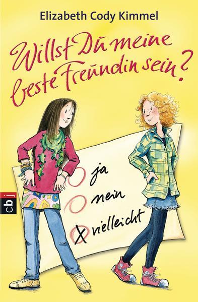 Willst du meine beste Freundin sein? - Coverbild