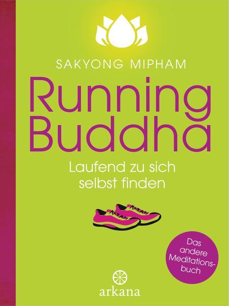 Running Buddha - Coverbild