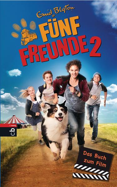 Fünf Freunde 2 - Das Buch zum Film - Coverbild