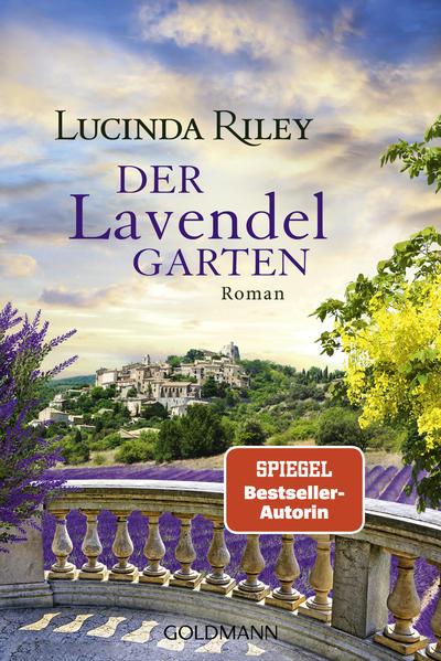 Der Lavendelgarten - Coverbild