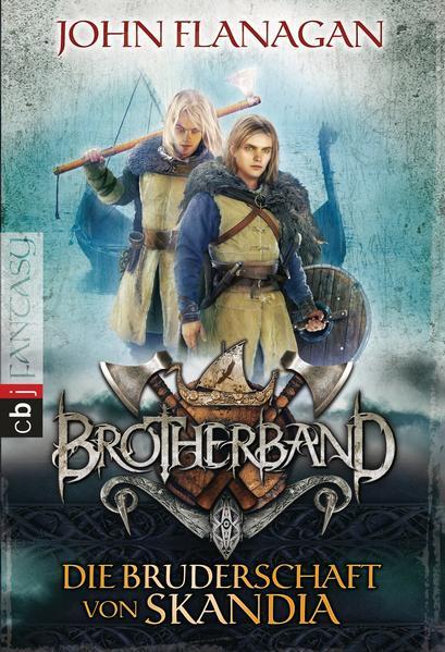 Brotherband - Die Bruderschaft von Skandia - Coverbild