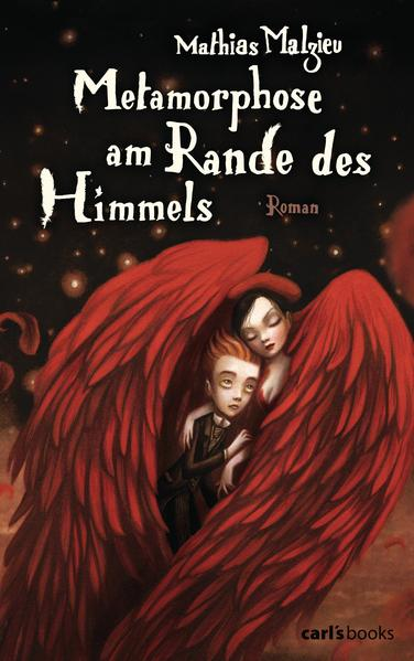 Metamorphose am Rande des Himmels - Coverbild