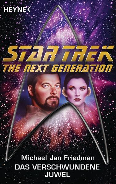 Star Trek - The Next Generation: Das verschwundene Juwel - Coverbild