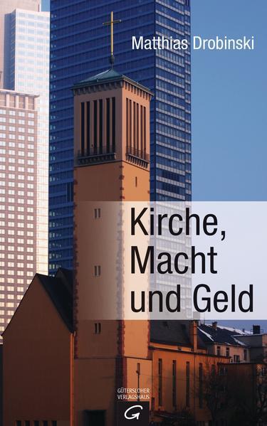 Kirche, Macht und Geld - Coverbild