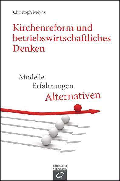 Kirchenreform und betriebswirtschaftliches Denken - Coverbild