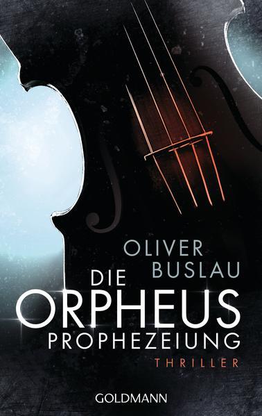 Die Orpheus-Prophezeiung - Coverbild