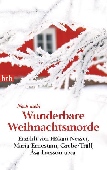 Noch mehr Wunderbare Weihnachtsmorde - Coverbild