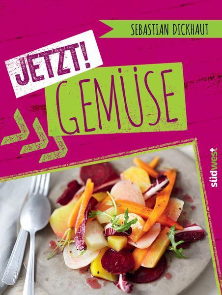 JETZT! Gemüse - Coverbild