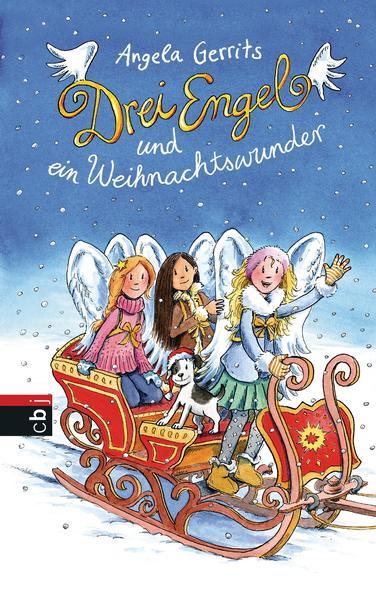 Drei Engel und ein Weihnachtswunder - Coverbild