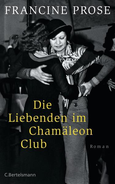 Die Liebenden im Chamäleon Club - Coverbild